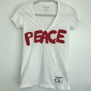 True Religion Peace T-Shirt